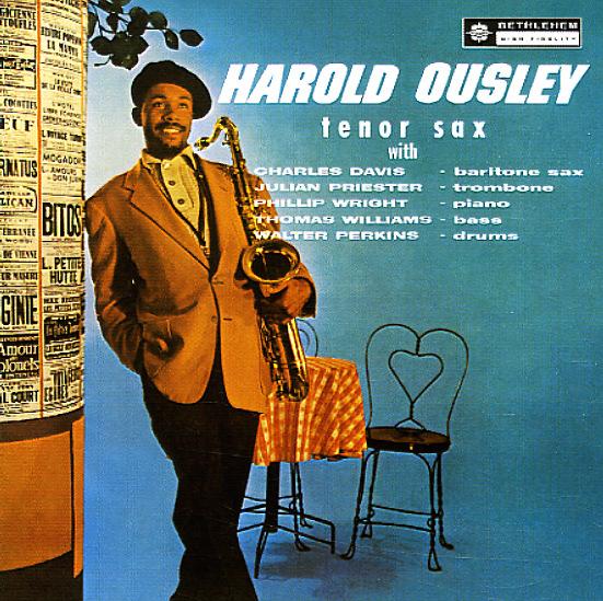 Harold Ousley - Tenor Sax