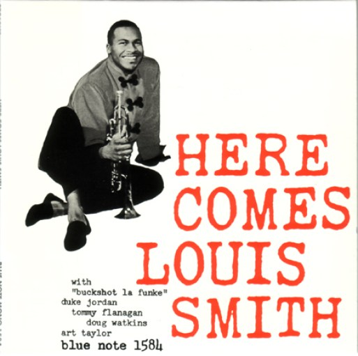 Louis Smith - Here Comes Louis Smith