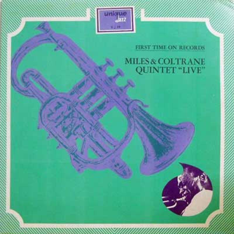 Miles Davis & Coltrane - Round Midnight