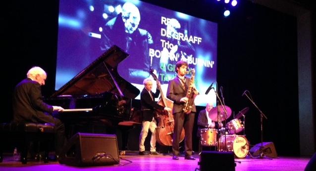 Rein de Graaff Trio & Gideon Tazelaar