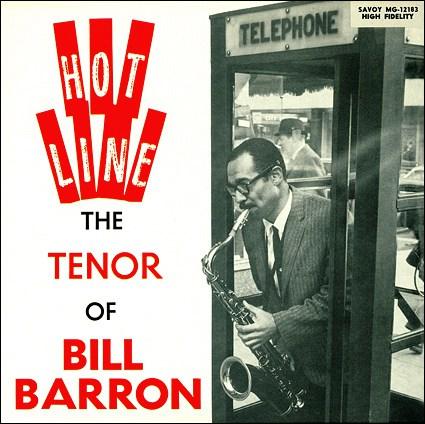 Bill Barron - Hot Line