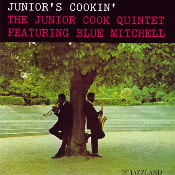 The Junior Cook Quintet - Junior's Cookin'
