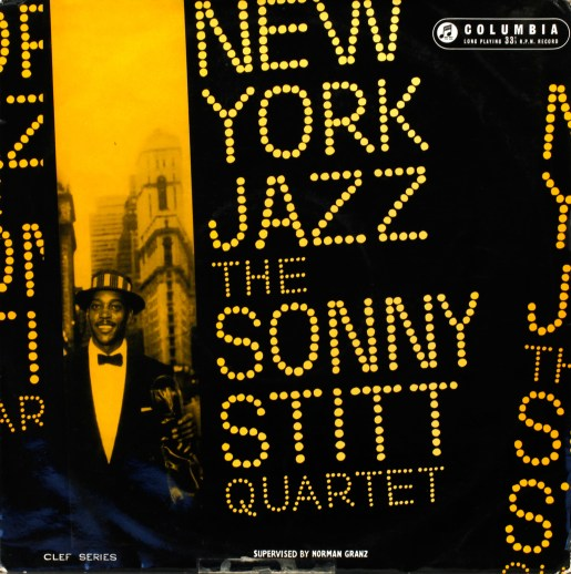 Sonny Stitt - New York Jazz