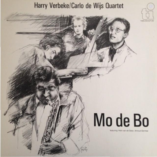 Harry Verbeke/Carlo de Wijs Quartet- Mo de Bo
