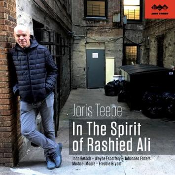 Joris Teepe - In The Spirit Of Rashied Ali