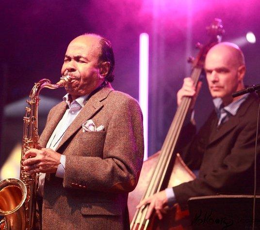 Benny Golson & Joris Teepe