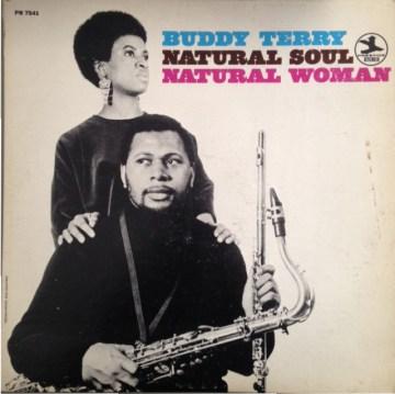 Buddy Terry - Natural Soul Natural Woman