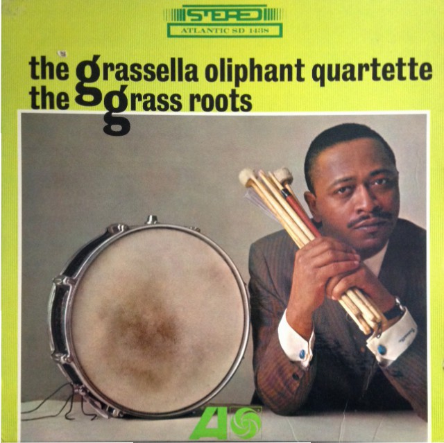 The Grassella Oliphant Quartette - The Grass Roots