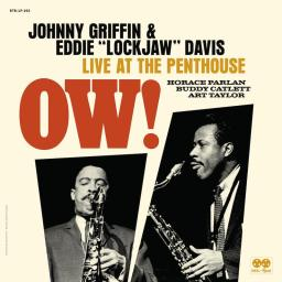 "Johnny Griffin & Eddie ""Lockjaw"" Davis - Live At The Penthouse"