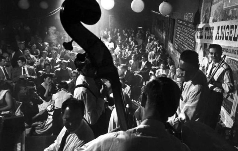 Live Jazz Los Angeles late 40s