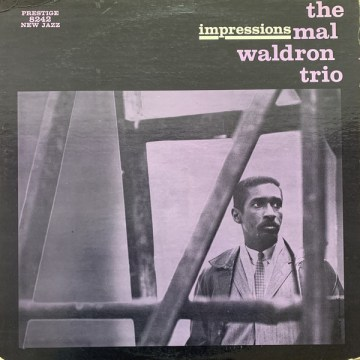 The Mal Waldron Trio - Impressions