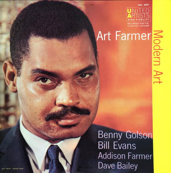 Art Farmer - Modern Art