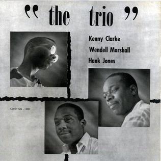Hank Jones - The Trio