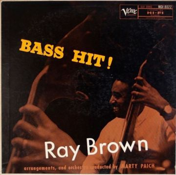 Ray Brown - Bass Hit