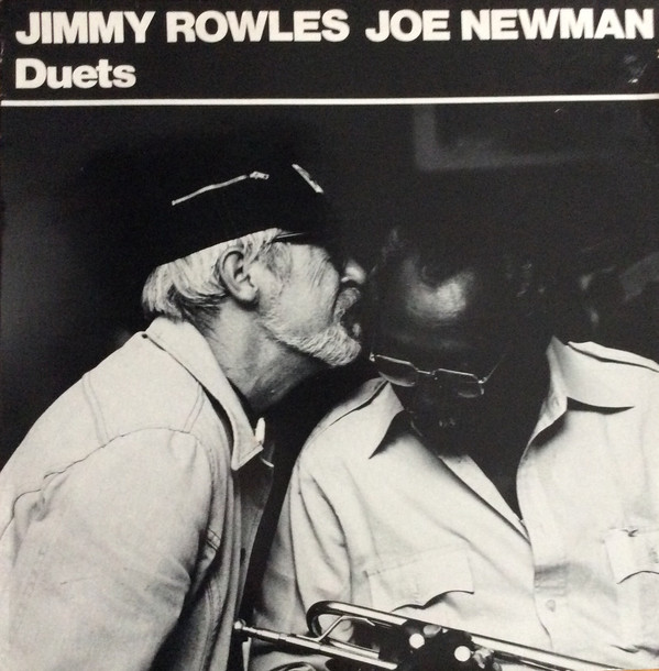 Jimmy Rowles & Joe Newman - Duets