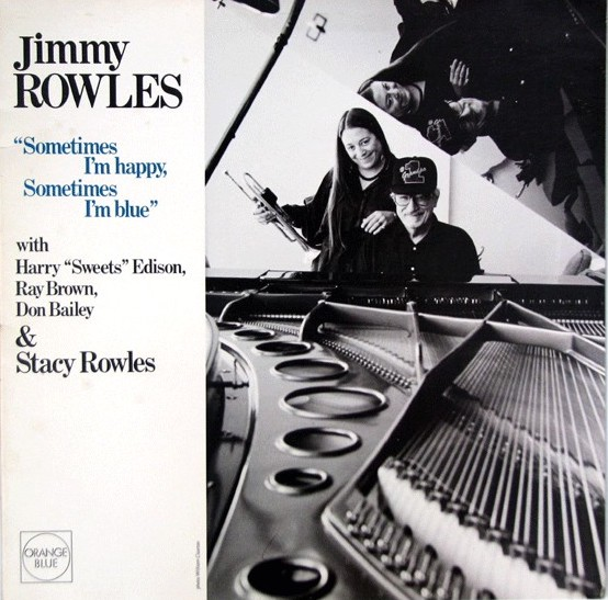 Jimmy Rowles - Sometimes I'm Happy