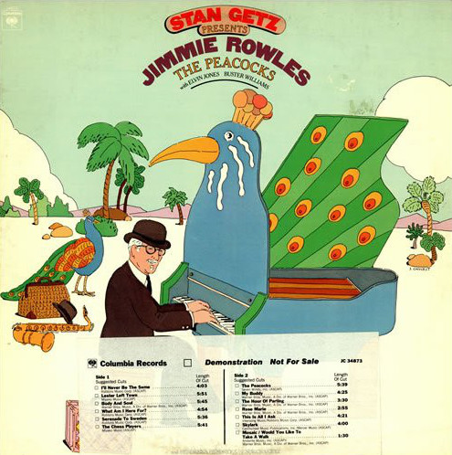 Jimmy Rowles - The Peacocks