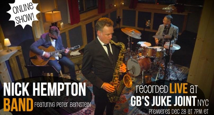 Nick Hempton - GB's Juke Joint