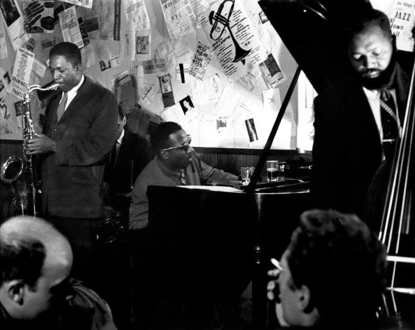 Five Spot Cafe - Coltrane & Monk