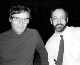 Rudy van Gelder & Max Bolleman