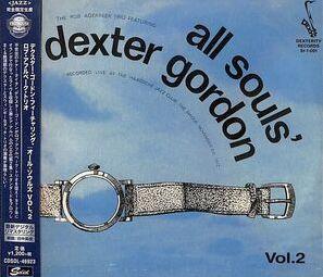 Dexter Gordon - All Souls - Ultra Vybe