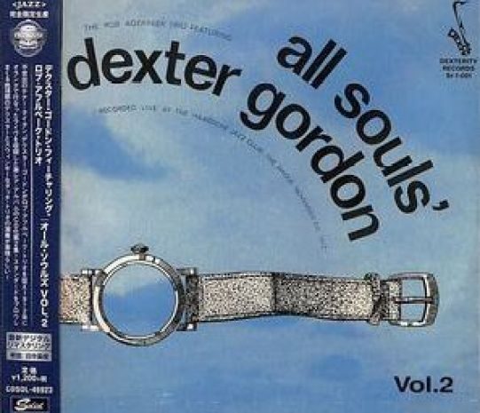 Dexter Gordon - All Souls - Ultra Vybe