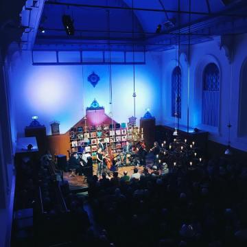 Jazz church