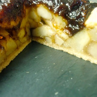 Fig & Pear Crostata