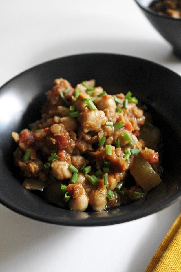 slow cooker indian spiced lentil stew