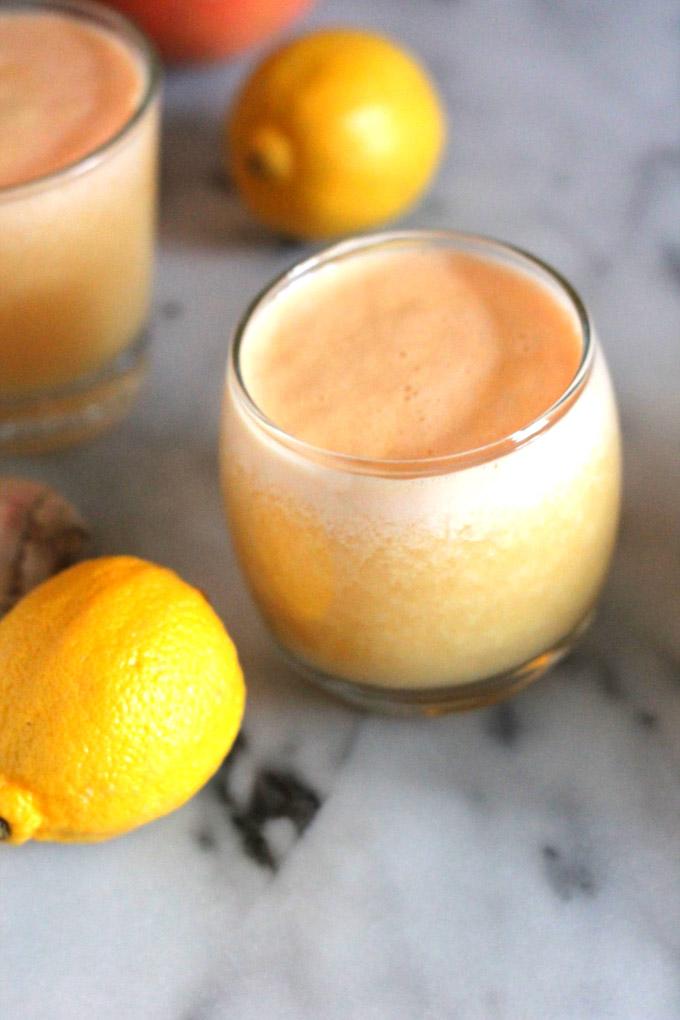 metabolism boosting juice
