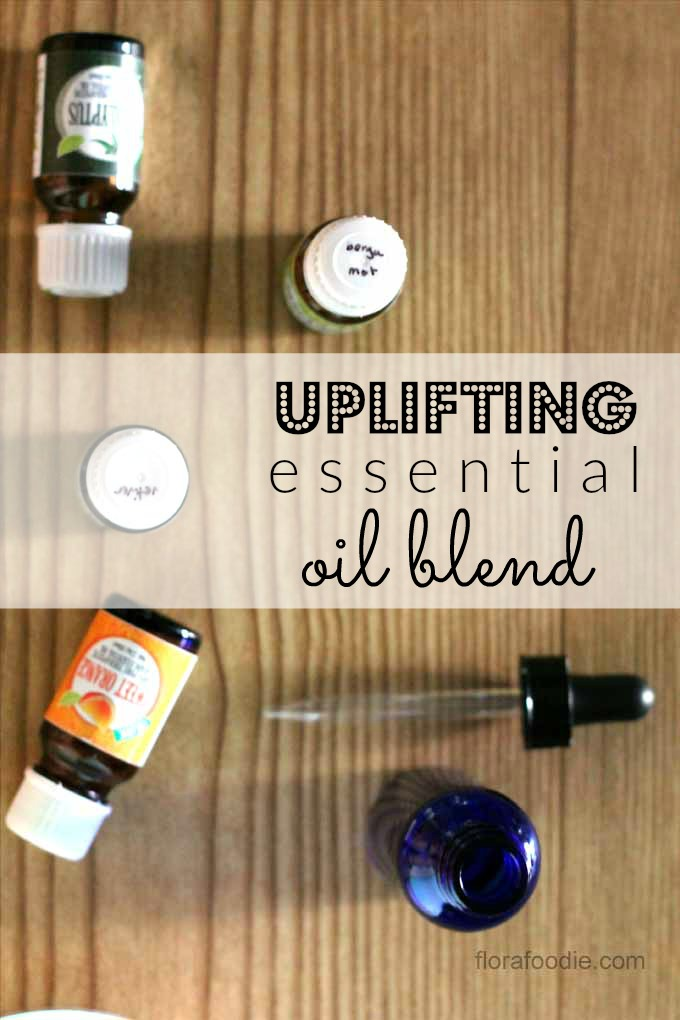 uplifting essential oil blend