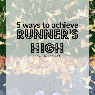 how to achieve runner's high