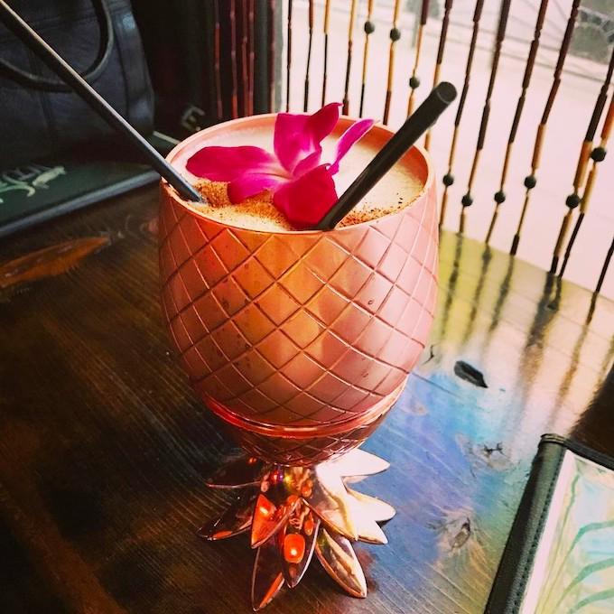 pineapple macadamia cocktail