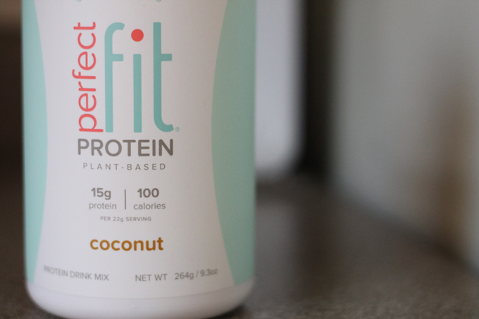 coconut protein powder