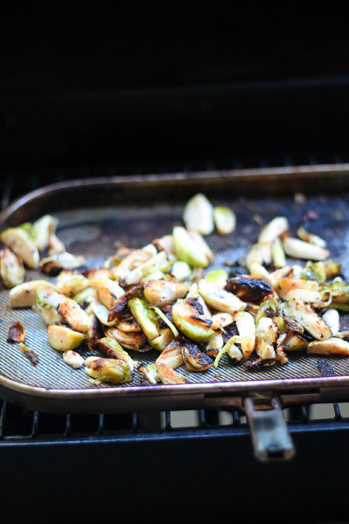 spicy sesame yuzu brussels sprouts 3