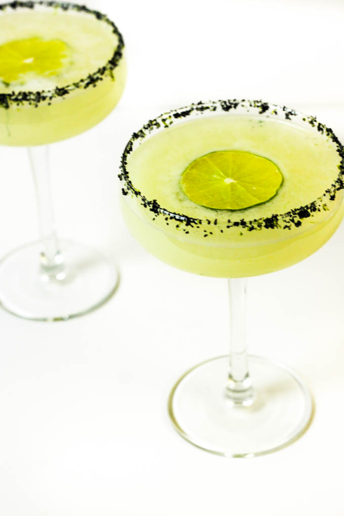 Pineapple Coconut Lime Spritzer