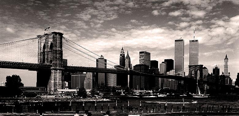brooklyn-bridge-new-york-twin-towers