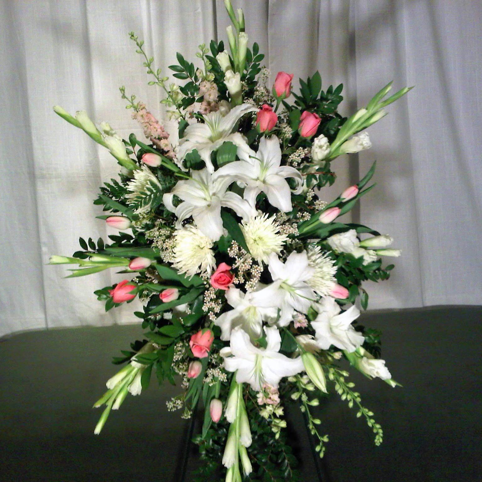 Memorial Service Flowers Floral Sunshine