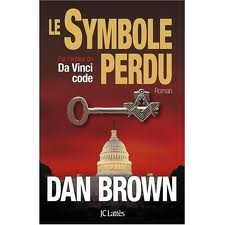 Le symbole perdu de Dan Brown, livre Kindle