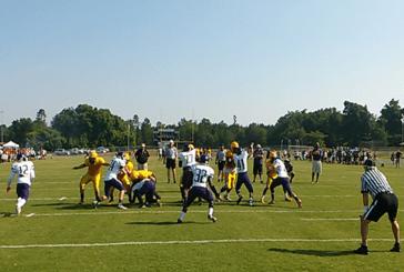 VIDEO: Gainesville vs. Columbia scrimmage