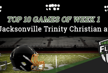 TOP 10 GAMES OF WEEK 1: No. 2 Jacksonville Trinity Christian at Cocoa