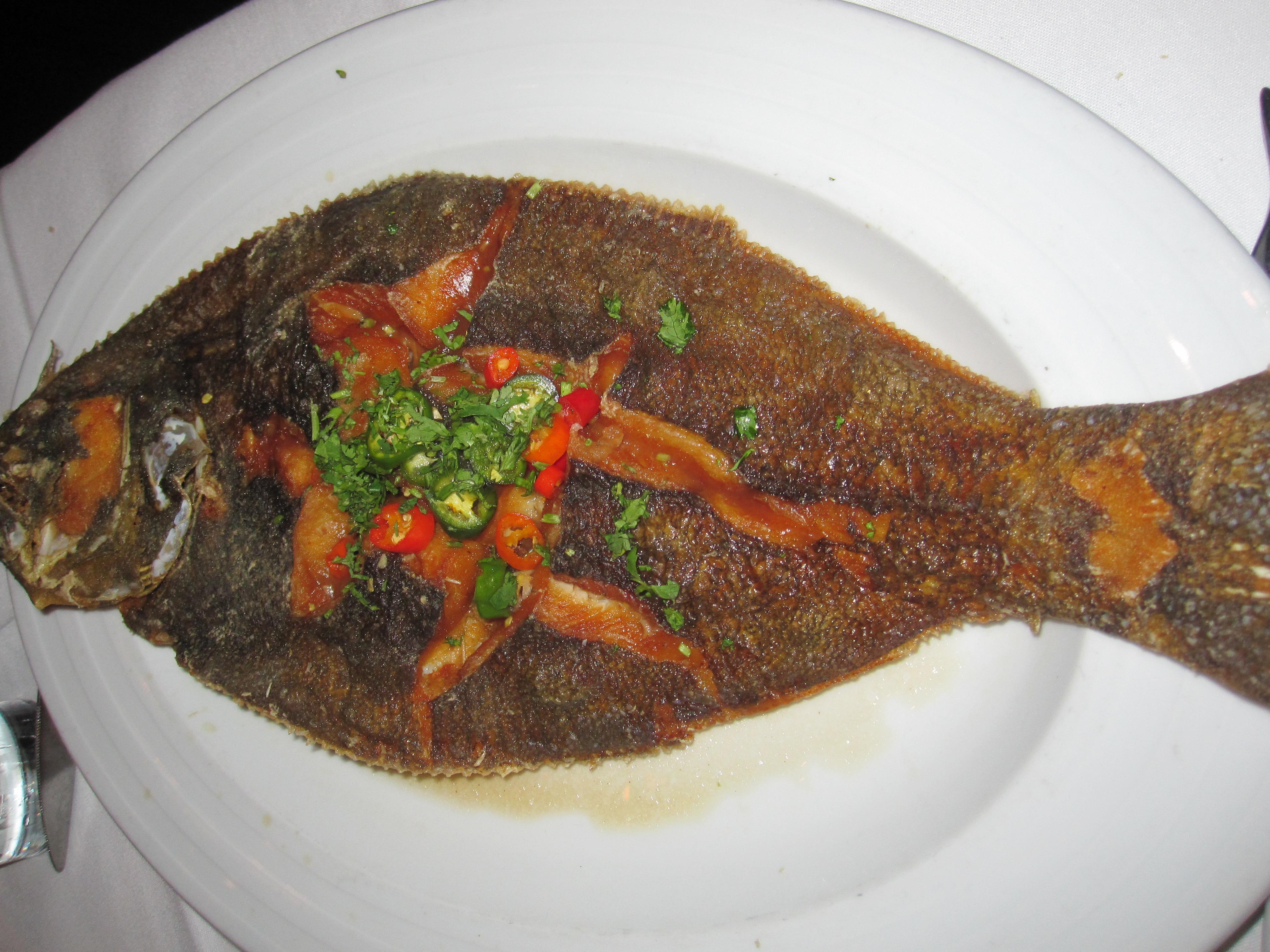 Reston va passionfish restaurant florida keys girl for Passion fish reston va