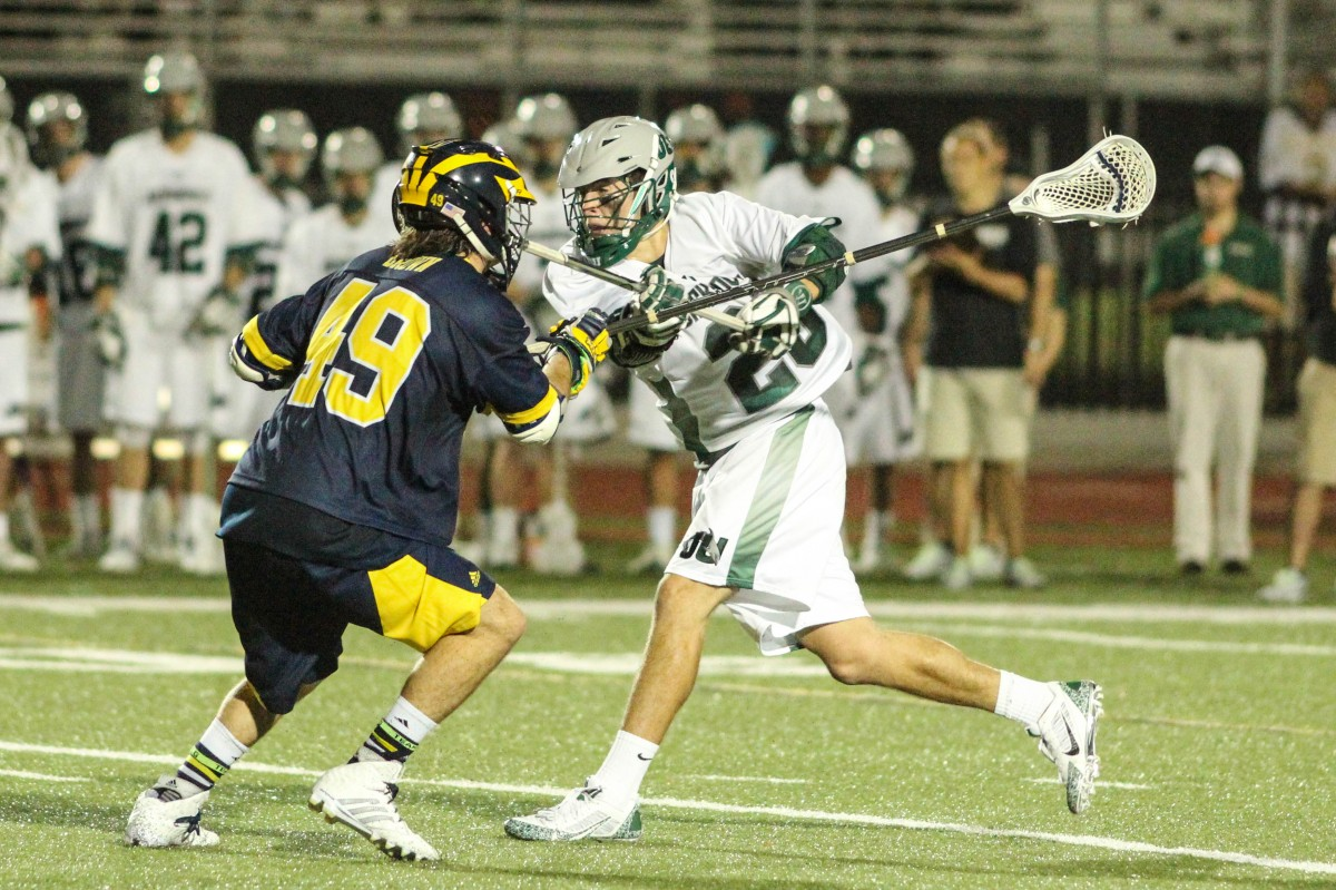 JU Men:  Tremendous Comeback Effort Stymied by Mercer OT goal