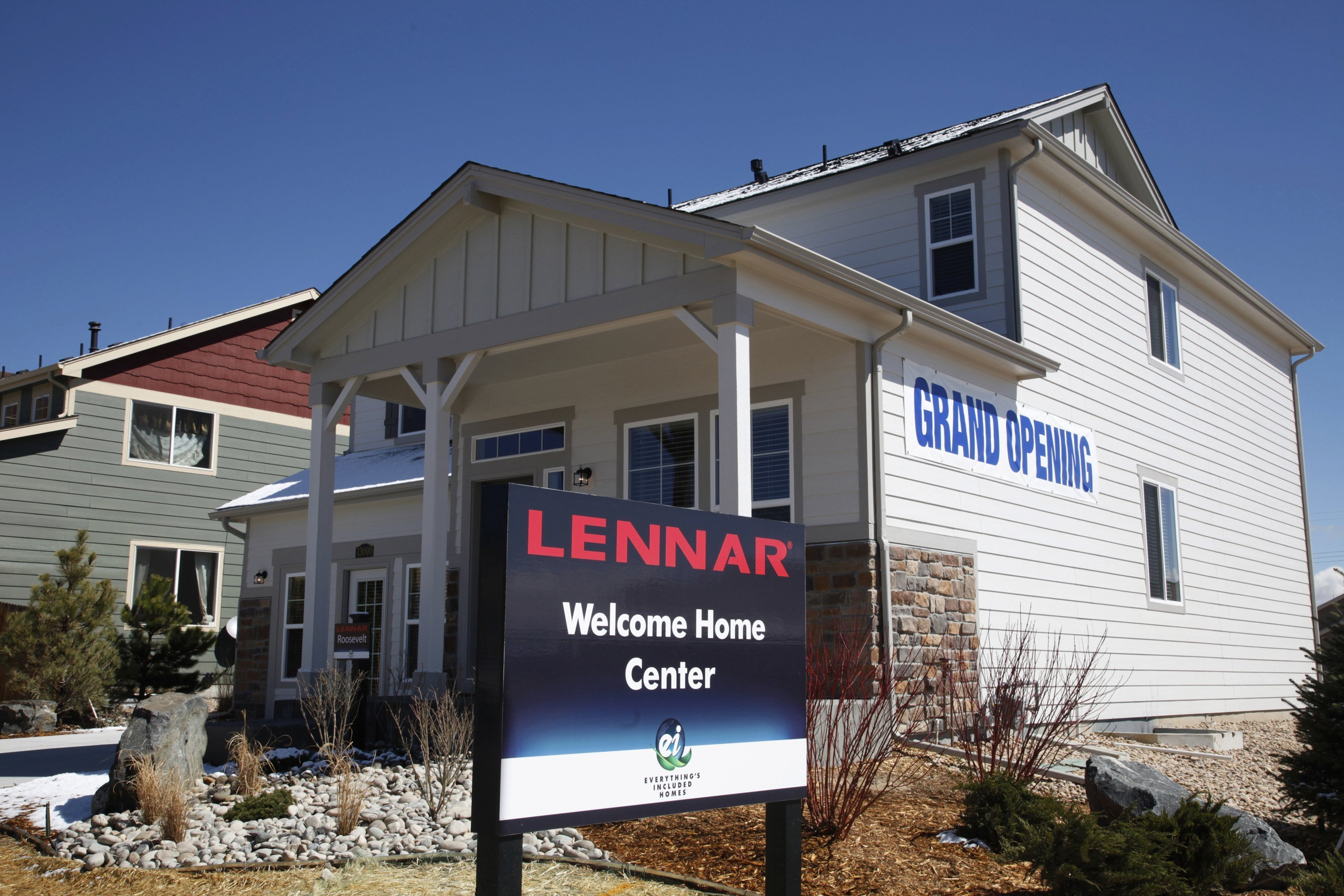 Soothing Merger Nearly Lennar Poised To Help Lennar Homes Reviews Maryland Lennar Homes Reviews Tampa February Could Bode Well Lennar Largest houzz-03 Lennar Homes Reviews