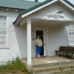 Preserving One-Room Schoolhouse in Ozarks