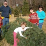 Work by Hand: Cut-Your-Own Organic Christmas Trees