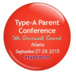 Off to Blogging School at the Type A Parent Conference