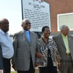 Historic Marker Honors African American Band Leader