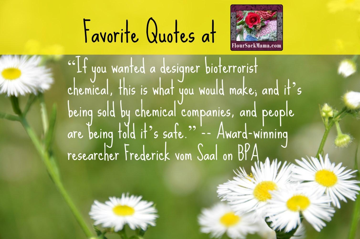 Quote vom Saal FlourSackMama