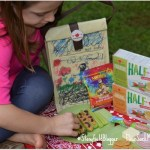 Lunching Awesome with HALF TIME Review & Giveaway